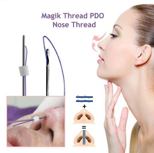 Nose threading with PDO threads